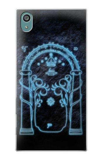 Printed Lord of The Rings Mines of Moria Gate Sony Xperia Z5 Case