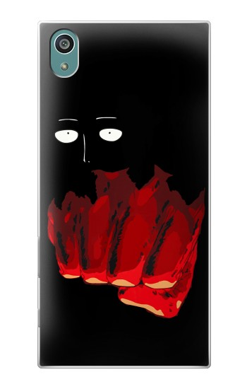 Printed One Punch Man Fight Sony Xperia Z5 Case