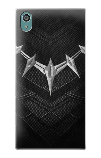 Printed Black Panther Inspired Costume Necklace Sony Xperia Z5 Case
