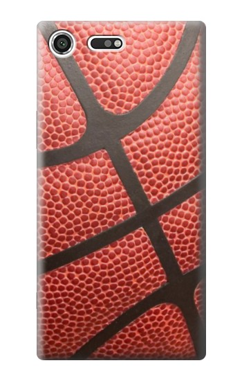 Printed Basketball Sony Xperia C3 Case