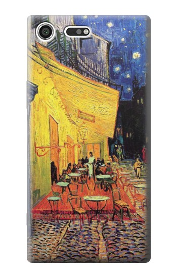 Printed Van Gogh Cafe Terrace Sony Xperia C3 Case