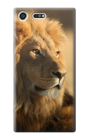 Printed Lion King of Forest Sony Xperia C3 Case