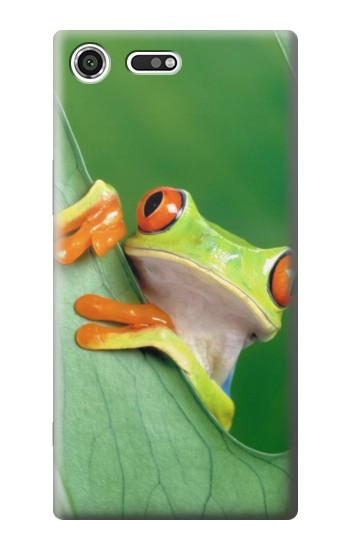 Printed Little Frog Sony Xperia C3 Case