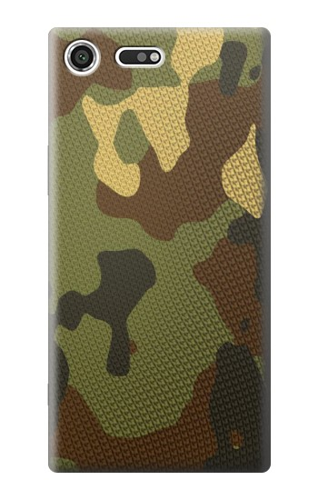 Printed Camo Camouflage Graphic Printed Sony Xperia C3 Case