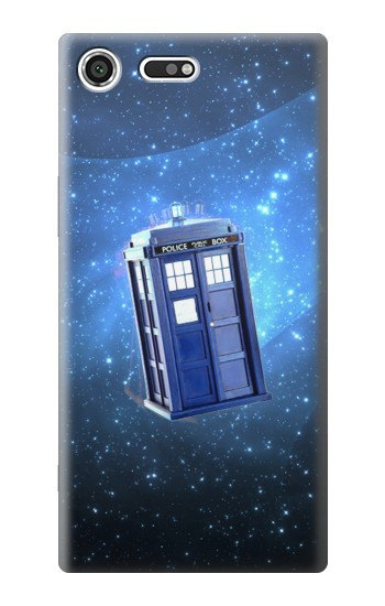 Printed Doctor Who Tardis Sony Xperia C3 Case