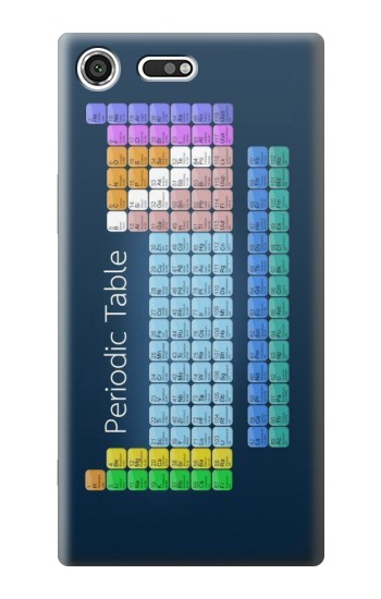 Printed Periodic Table Sony Xperia C3 Case