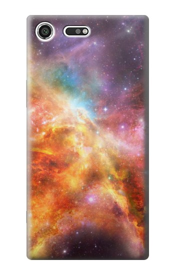 Printed Nebula Rainbow Space Sony Xperia C3 Case