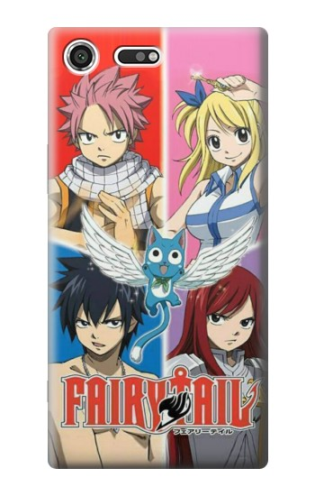 Printed Fairy Tail Member Sony Xperia C3 Case