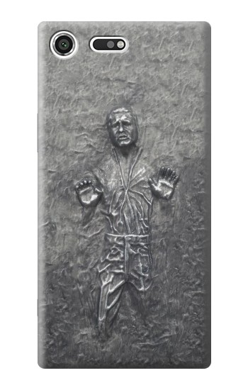 Printed Han Solo in Carbonite Sony Xperia C3 Case