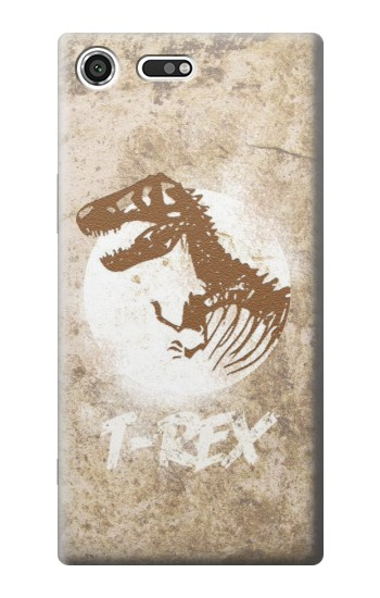 Printed T-Rex Jurassic Fossil Sony Xperia C3 Case