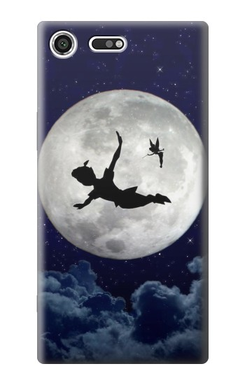 Printed Peter Pan Sony Xperia C3 Case