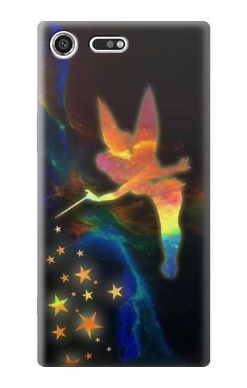 Printed Tinkerbell Magic Sparkle Sony Xperia C3 Case