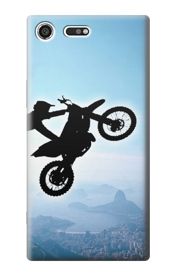 Printed Extreme Motocross Sony Xperia C3 Case