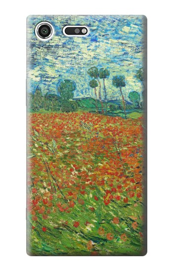 Printed Field Of Poppies Vincent Van Gogh Sony Xperia C3 Case