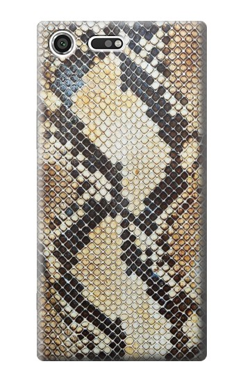 Printed Snake Skin Texture Sony Xperia C3 Case