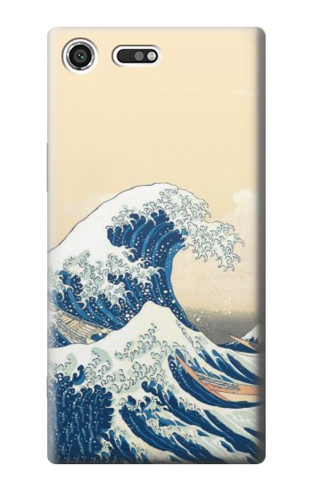 Printed Under the Wave off Kanagawa Sony Xperia C3 Case