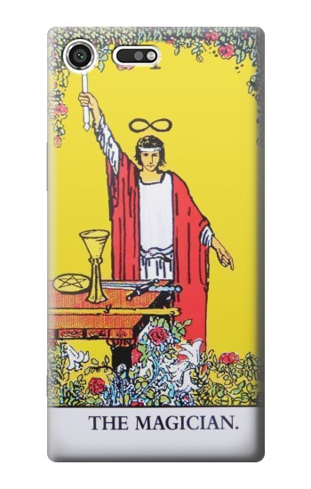 Printed Tarot Card The Magician Sony Xperia C3 Case