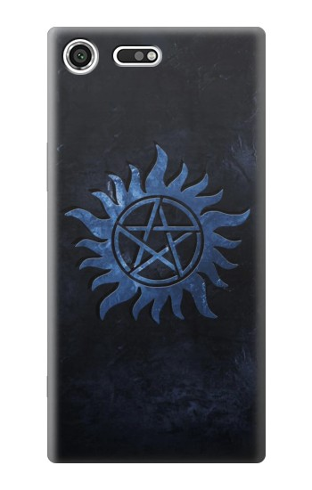 Printed Supernatural Anti Possession Symbol Sony Xperia C3 Case