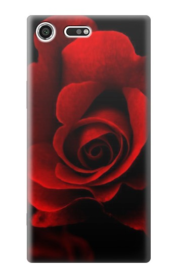 Printed Red Rose Sony Xperia C3 Case