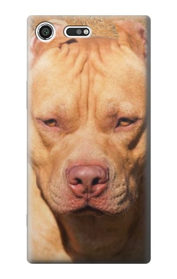 Printed American Pitbull Dog Sony Xperia C3 Case