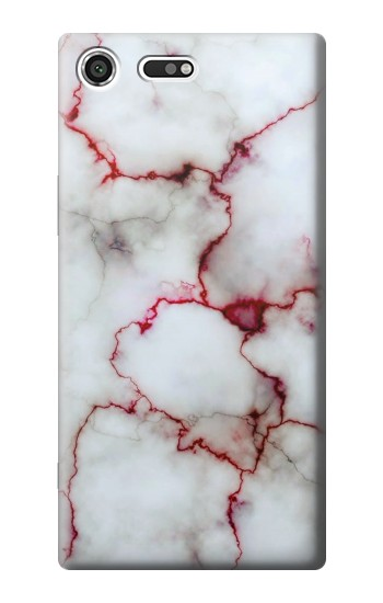 Printed Bloody Marble Sony Xperia C3 Case