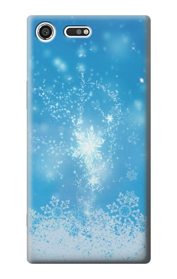 Printed Snow Spell Magic Sony Xperia C3 Case