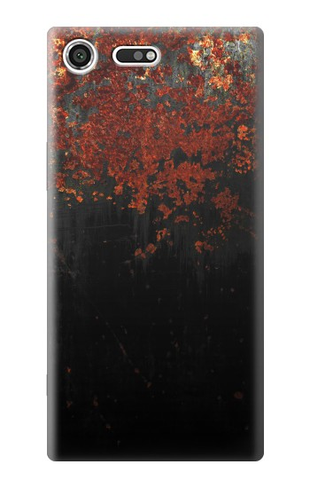 Printed Rusted Metal Texture Sony Xperia C3 Case