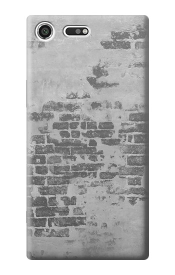 Printed Old Brick Wall Sony Xperia C3 Case
