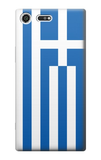 Printed Flag of Greece Sony Xperia C3 Case