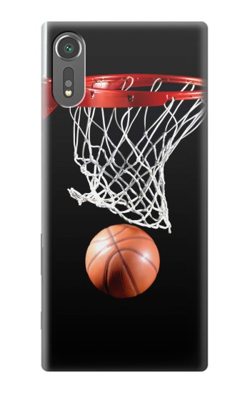 Printed Basketball Sony Xperia C5 Ultra Case