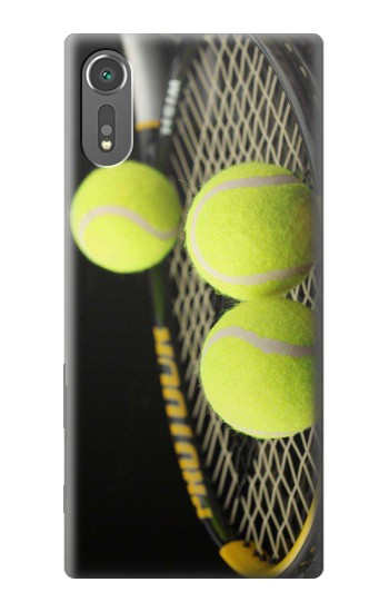 Printed Tennis Sony Xperia C5 Ultra Case