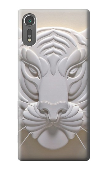 Printed Tiger Carving Sony Xperia C5 Ultra Case