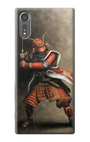 Printed Japan Red Samurai Sony Xperia C5 Ultra Case