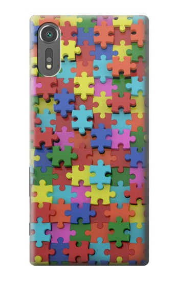 Printed Puzzle Sony Xperia C5 Ultra Case