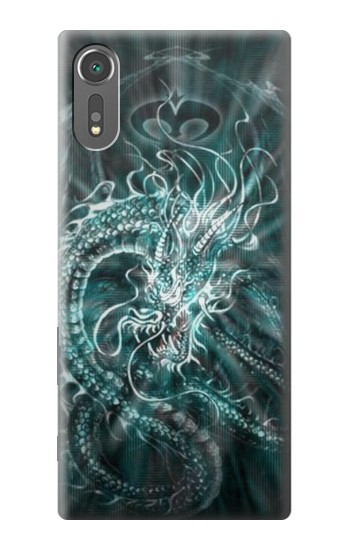 Printed Digital Chinese Dragon Sony Xperia C5 Ultra Case