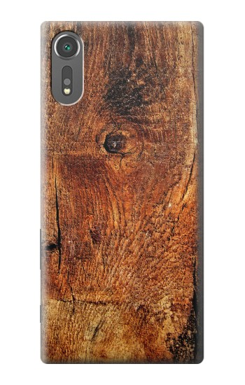 Printed Wood Skin Graphic Sony Xperia C5 Ultra Case