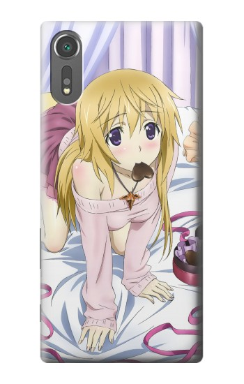 Printed Infinite Stratos Charlotte Dunois Sony Xperia C5 Ultra Case