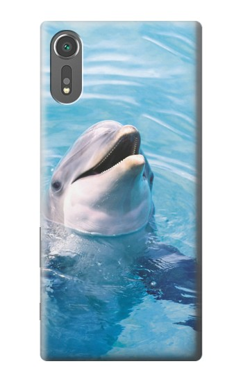Printed Dolphin Sony Xperia C5 Ultra Case
