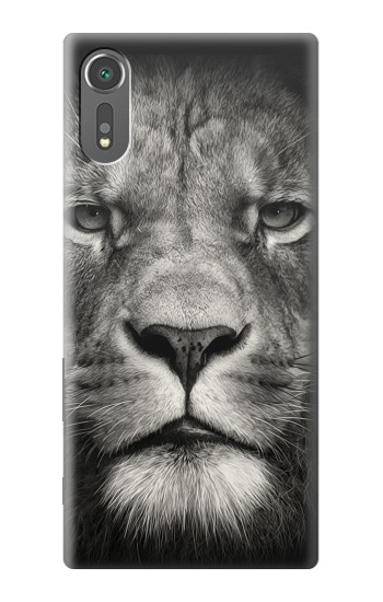 Printed Lion Face Sony Xperia C5 Ultra Case