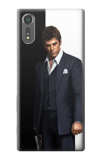 Printed Scarface Sony Xperia C5 Ultra Case