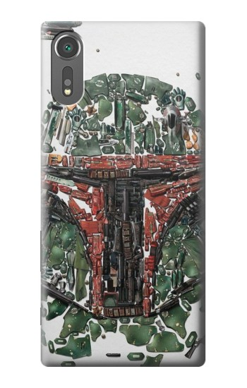 Printed Star War Soldier Sony Xperia C5 Ultra Case