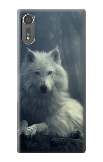 Printed White Wolf Sony Xperia C5 Ultra Case