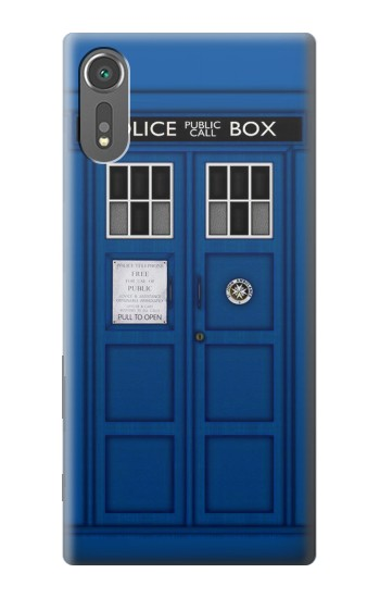 Printed Doctor Who Tardis Sony Xperia C5 Ultra Case