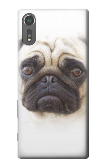 Printed Pug Dog Sony Xperia C5 Ultra Case