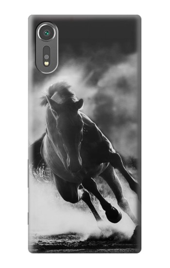 Printed Running Horse Sony Xperia C5 Ultra Case
