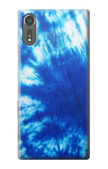 Printed Tie Dye Blue Sony Xperia C5 Ultra Case