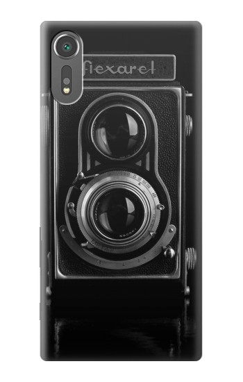 Printed Vintage Camera Sony Xperia C5 Ultra Case