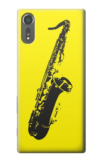 Printed Tenor Sax Sony Xperia C5 Ultra Case