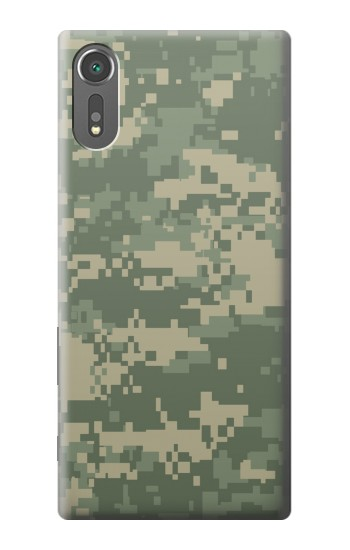 Printed Digital Camo Camouflage Graphic Printed Sony Xperia C5 Ultra Case