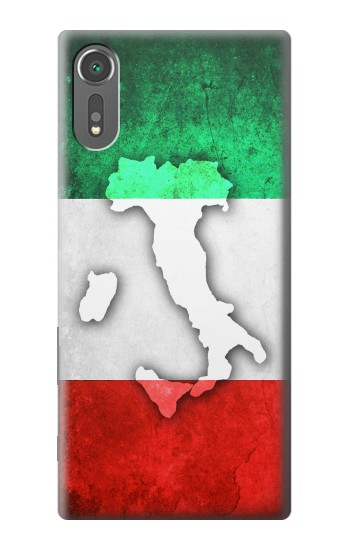 Printed Italy Flag Sony Xperia C5 Ultra Case